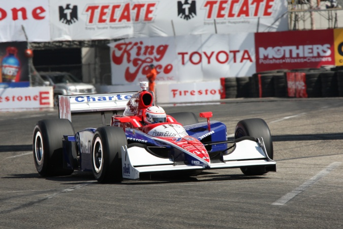 Photo: Darren Manning - Dreyer & Reinbold Racing - Dallara IR-05 - Honda
