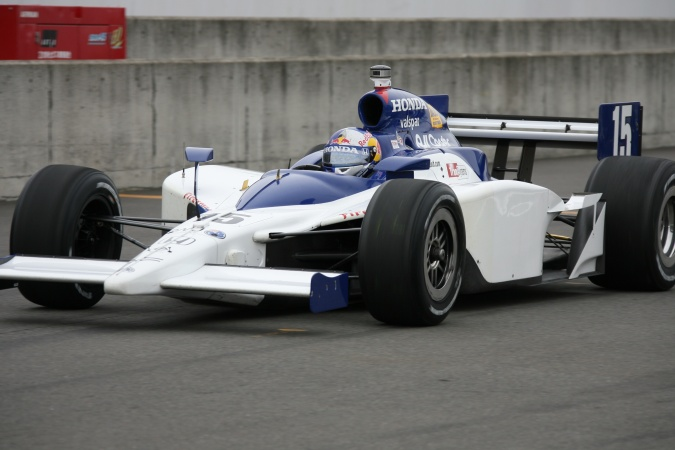 Photo: Buddy Rice - Dreyer & Reinbold Racing - Dallara IR-05 - Honda