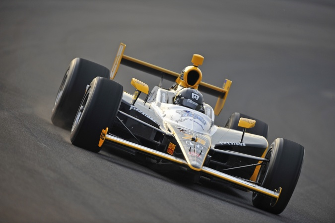 Photo: Paul Tracy - Dreyer & Reinbold Racing - Dallara IR-05 - Honda