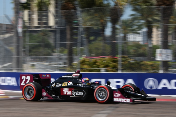 Photo: Justin Wilson - Dreyer & Reinbold Racing - Dallara IR-05 - Honda