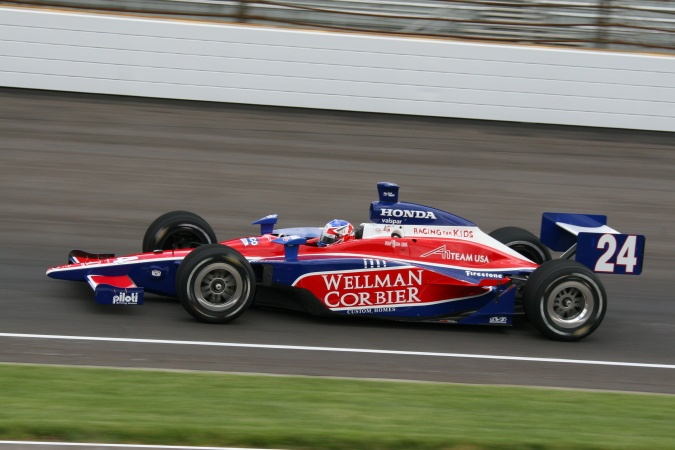Photo: Roger Yasukawa - Dreyer & Reinbold Racing - Dallara IR-05 - Honda