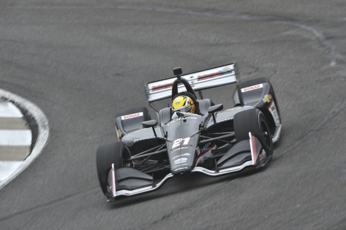 Photo: Spencer Pigot - Ed Carpenter Racing - Dallara DW12 - Chevrolet