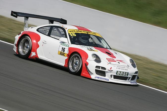 Photo: Otto Klohs   Fach Auto Tech   Porsche 911 GT3 R (997)
