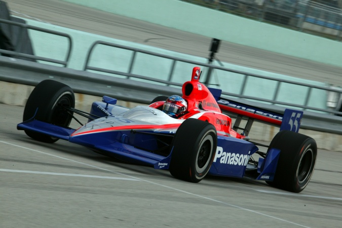 Photo: Roger Yasukawa - Fernandez Racing - Dallara IR-03 - Honda