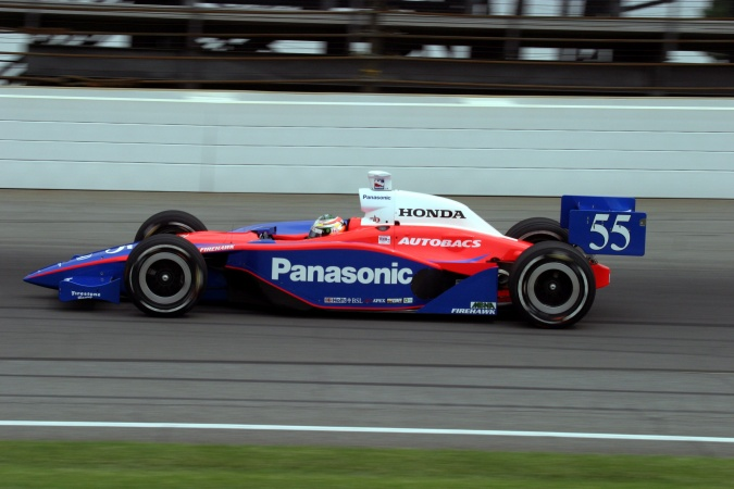 Photo: Kousuke Matsuura - Fernandez Racing - Panoz G-Force GF09 - Honda