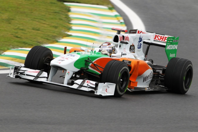 Photo: Adrian Sutil - Force India - Force India VJM03 - Mercedes