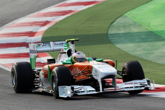 Photo: Paul di Resta - Force India - Force India VJM04 - Mercedes