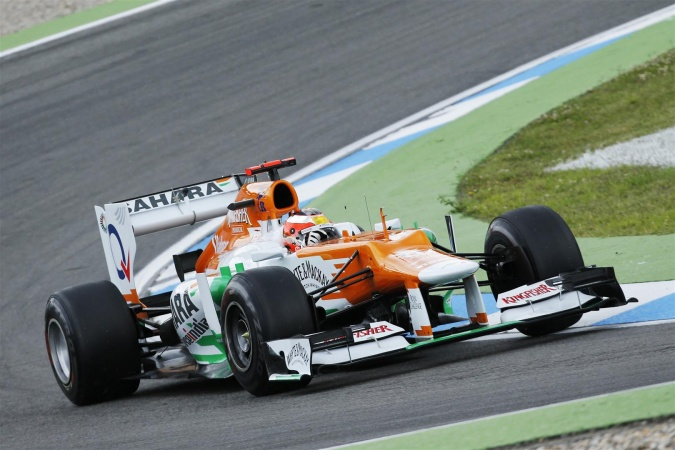Photo: Nicolas Hülkenberg - Force India - Force India VJM05 - Mercedes