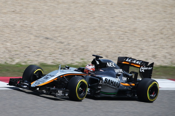 Photo: Nicolas Hülkenberg - Force India - Force India VJM08 - Mercedes