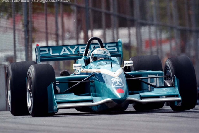 Photo: Patrick Carpentier - Forsythe Racing - Reynard 98i - Mercedes