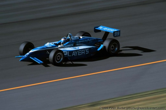 Photo: Greg Moore - Forsythe Racing - Reynard 98i - Mercedes