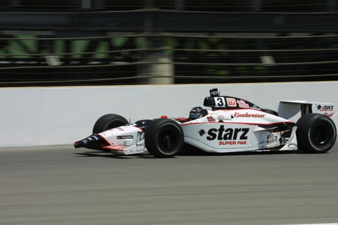 Photo: Al, jr. Unser - Galles Racing - G-Force GF05 - Oldsmobile