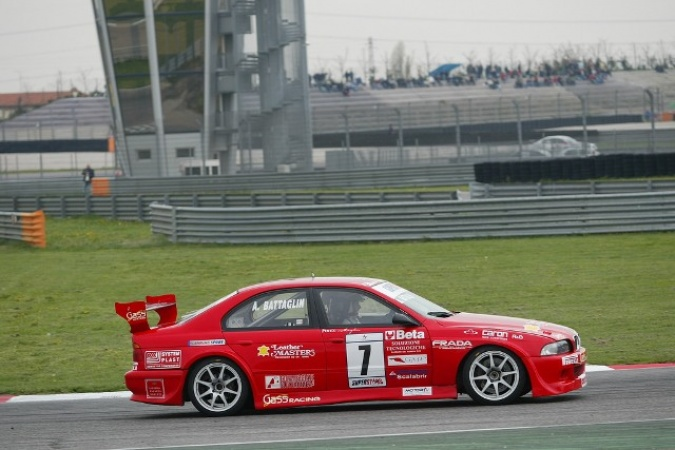Photo: Alessandro Battaglin - GASS Racing - BMW M5 (E39)
