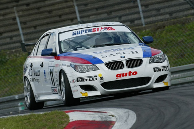 Photo: Francesco Ascani - GDL Racing - BMW 550i (E60)