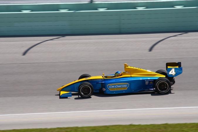 Tom Williams Infiniti >> Tom Wieringa - Guthrie Racing: IRL Indy Lights 2008 - Photo 12/51