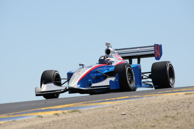 Tom Williams Infiniti >> Logan Gomez - Guthrie Racing: IRL Indy Lights 2008 - Photo 13/51