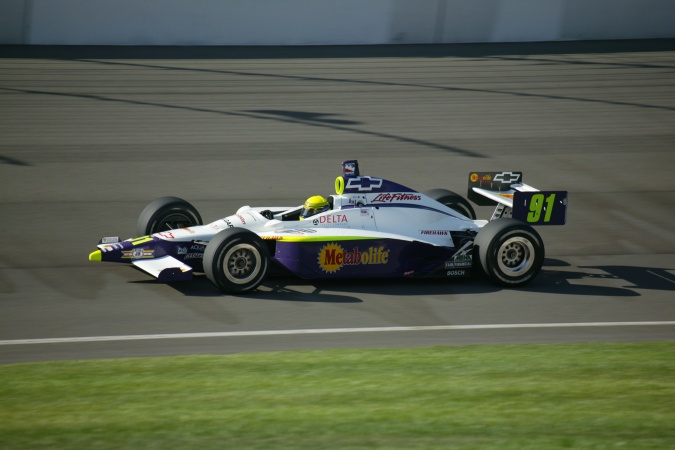 Photo: Richie Hearn - Hemelgarn Racing - Dallara IR-03 - Chevrolet