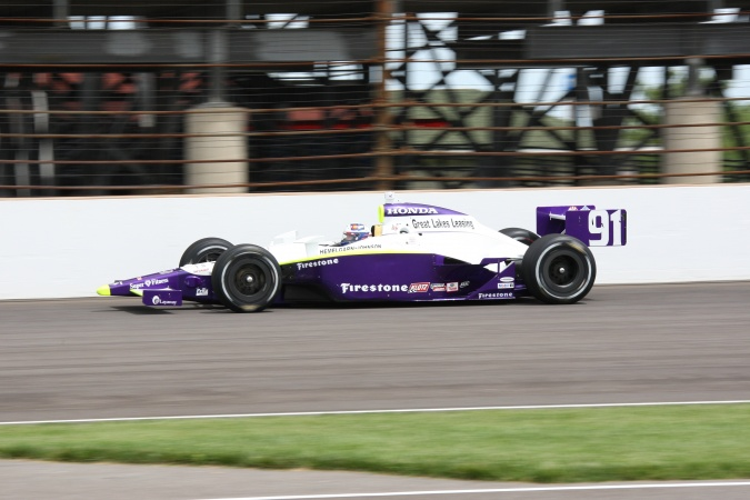 Photo: Buddy Lazier - Hemelgarn Racing - Dallara IR-05 - Honda