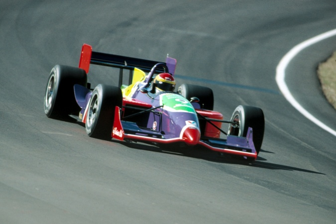 Photo: Stephane Gregoire - Hemelgarn Racing - Reynard 95i - Ford