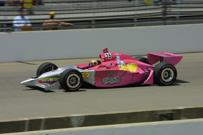 Photo: Jeff Ward - Heritage Motorsports - G-Force GF05 - Oldsmobile