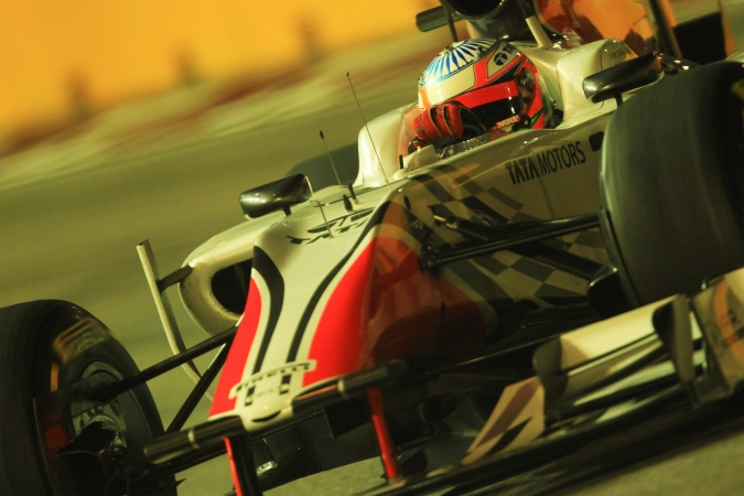 Photo: Narain Karthikeyan - Hispania Racing F1 Team - HRT F111 - Cosworth