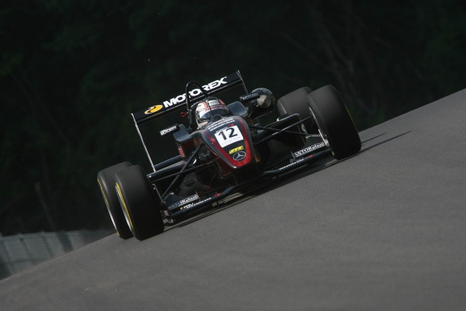 Photo: Tim Sandtler - Jo Zeller Racing - Dallara F305 - AMG Mercedes
