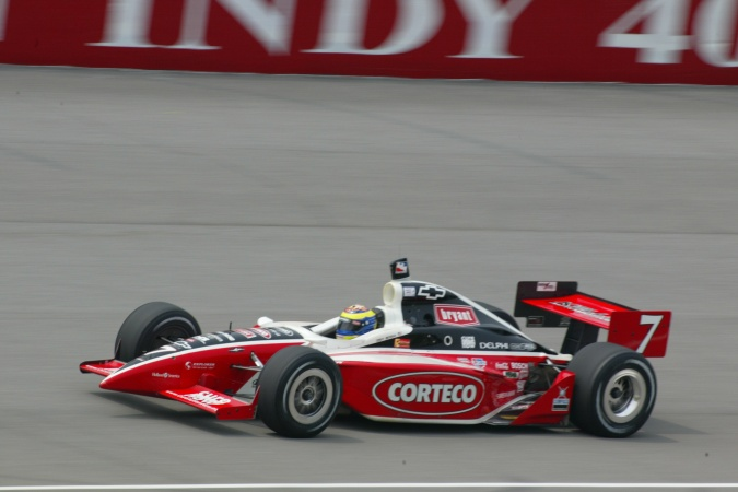 Photo: Tony Renna - Kelley Racing - Dallara IR-02 - Chevrolet