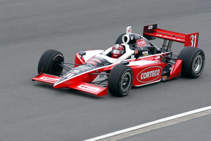 Photo: Al, jr. Unser - Kelley Racing - Dallara IR-03 - Toyota