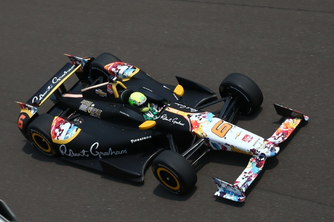 Photo: Townsend Bell - KV Racing Technology - Dallara DW12 - Chevrolet