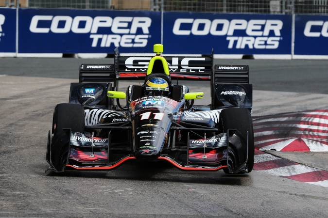 Photo: Sebastien Bourdais - KV Racing Technology - Dallara DW12 - Chevrolet