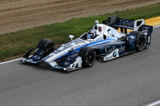 Photo: Matthew Brabham - KV Racing Technology - Dallara DW12 - Chevrolet