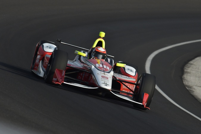 Photo: Bryan Clauson - KV Racing Technology - Dallara DW12 - Chevrolet