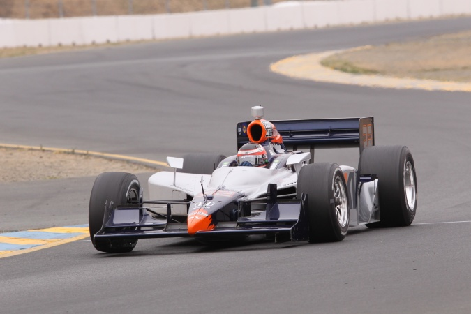 Photo: Mario Moraes - KV Racing Technology - Dallara IR-05 - Honda