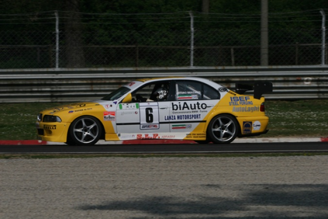 Photo: Arturo Merzario - Lanza Motorsport - BMW M5 (E39)