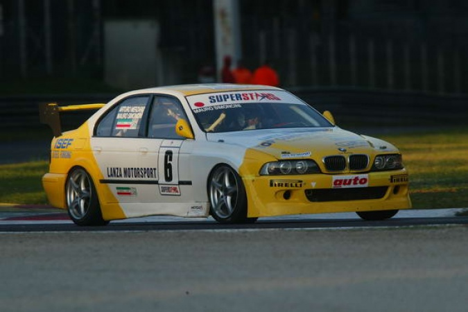 Photo: Mauro Simoncini - Lanza Motorsport - BMW M5 (E39)