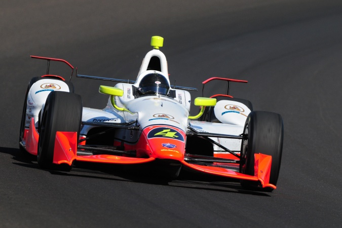 Photo: Buddy Lazier - Lazier Partners Racing - Dallara DW12 - Chevrolet