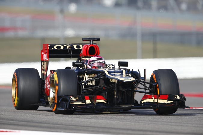 Photo: Heikki Kovalainen - Lotus F1 Team - Lotus E21 - Renault