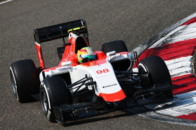Photo: Roberto Merhi - Manor F1 Team - Marussia MR03 - Ferrari