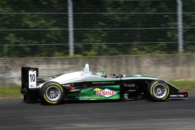 Photo: Franck Mailleux - Manor Motorsport - Dallara F305 - AMG Mercedes