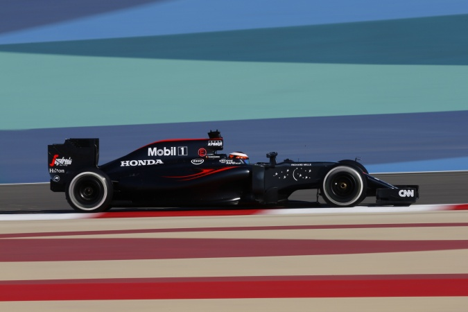 Photo: Stoffel Vandoorne - McLaren - McLaren MP4-31 - Honda