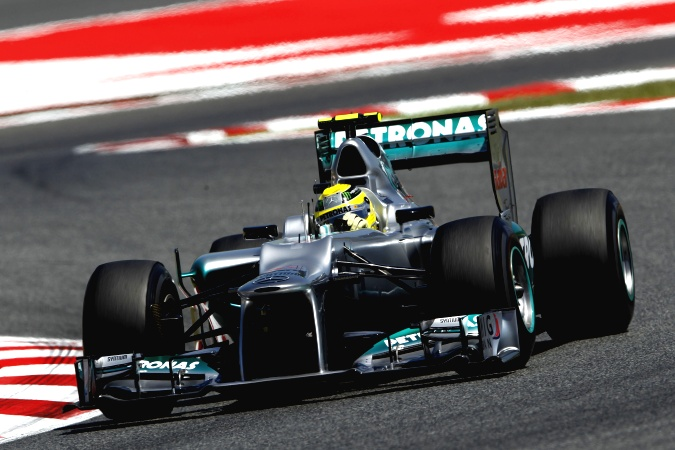 Photo: Nico Rosberg - Mercedes GP - Mercedes F1 W03