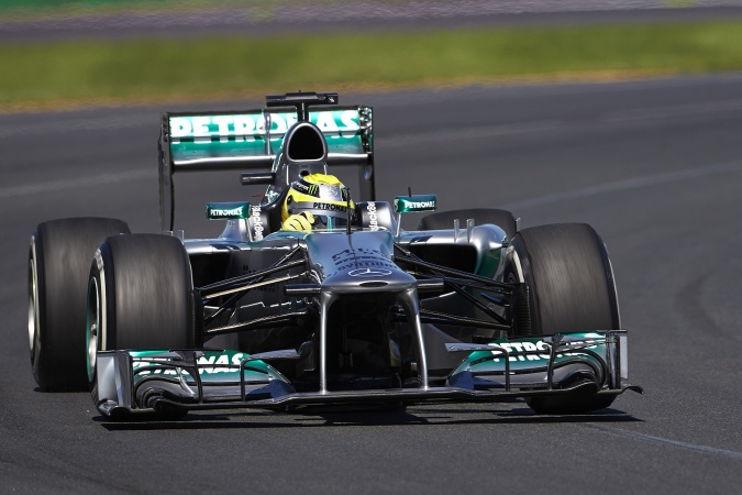 Photo: Lewis Hamilton - Mercedes GP - Mercedes F1 W04