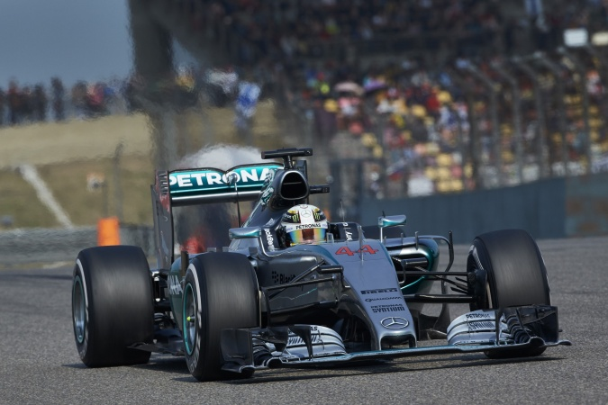 Photo: Lewis Hamilton - Mercedes GP - Mercedes F1 W06