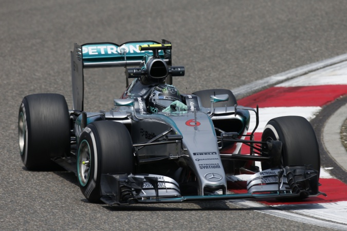 Photo: Nico Rosberg - Mercedes GP - Mercedes F1 W06