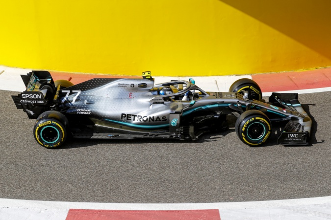 Photo: Valtteri Bottas - Mercedes GP - Mercedes F1 W10