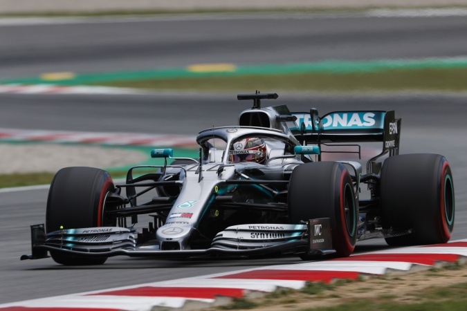 Photo: Lewis Hamilton - Mercedes GP - Mercedes F1 W10