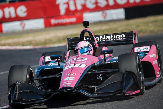 Photo: Jack Harvey - Meyer Shank Racing - Dallara DW12 - Honda