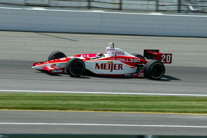 Photo: Alex Barron - Mo Nunn Racing - Panoz G-Force GF09 - Toyota