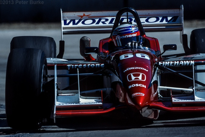 Tony Kanaan - Mo Nunn Racing: CART Championship Series ...