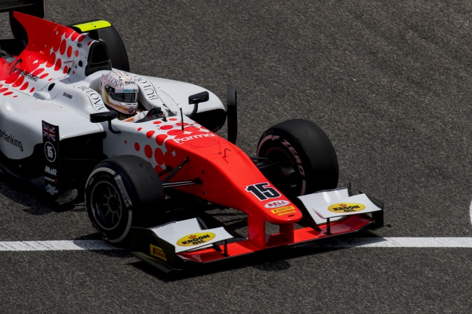 Photo: Jordan King - MP Motorsport - Dallara GP2/11 - Mecachrome